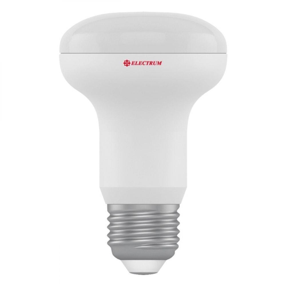 Світлодіодна лампа E27 8Вт R63 (LR-тисячу сто вісімдесят п'ять)