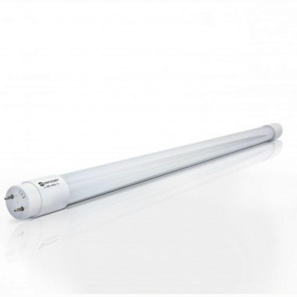 Светодиодная лампа трубчатая L-1200-4000-13 T8 18Вт G13стекло (арт 000038891)