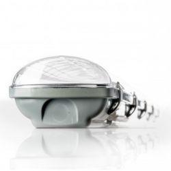 Светильник EVRO-LED-SH-40 с LED лампами 4000К (2*1200мм) лампа стекло (арт. 000038980)