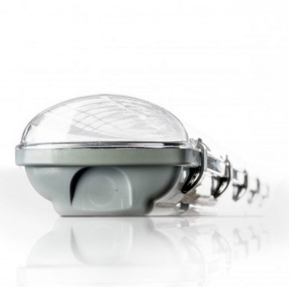 Светильник EVRO-LED-SH-2*10 с LED лампами 4000К (2*600мм) лампа стекло (арт. 000038977)