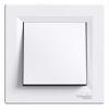 Кнопка - винт белая (ASFORA)