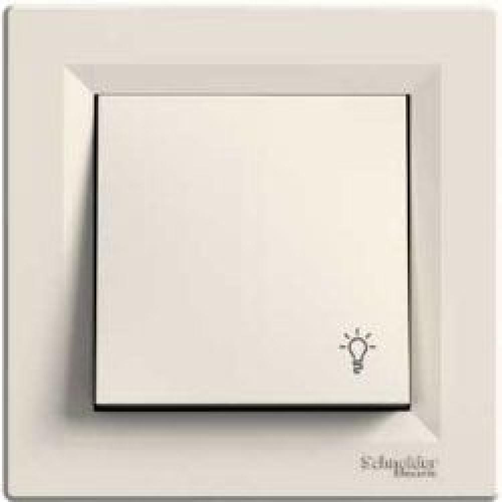 Кнопка - светло крем (ASFORA)