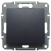 Кнопка выключатель графит (SEDNA)