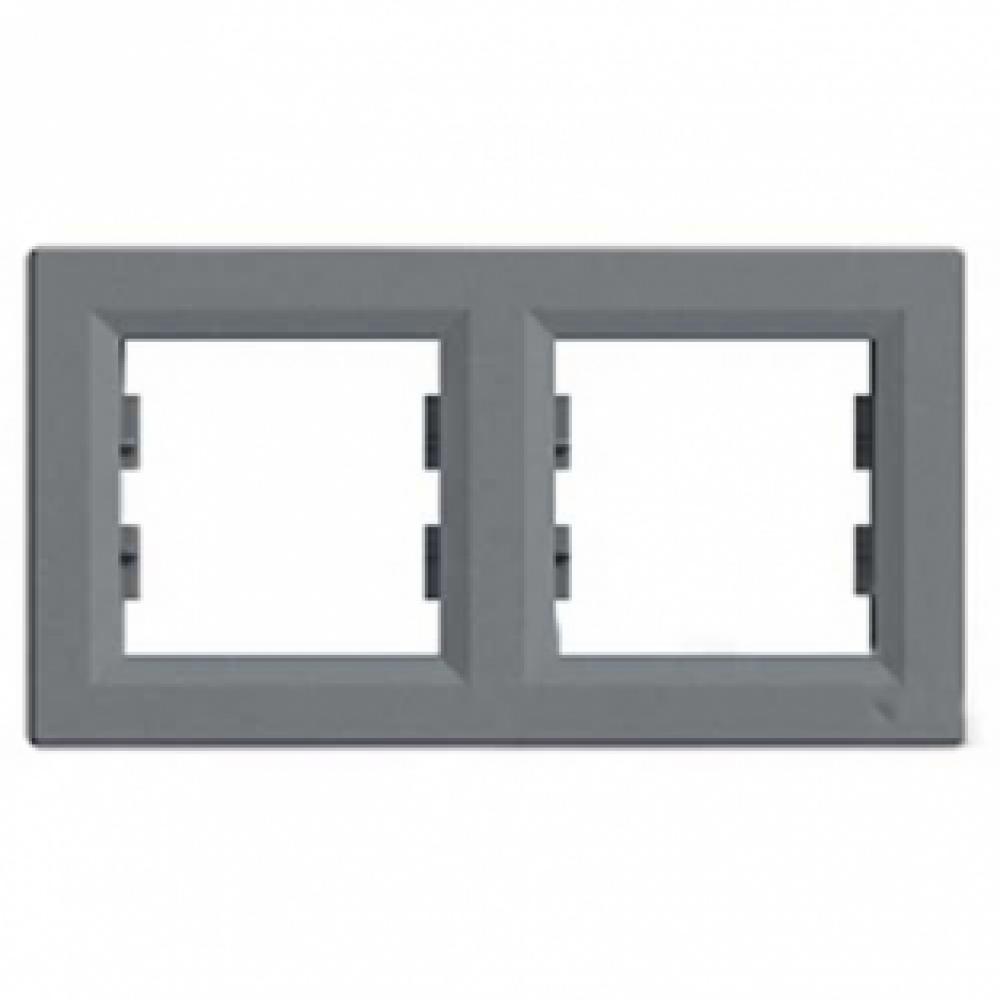 Рамка подвійна сталь (ASFORA)