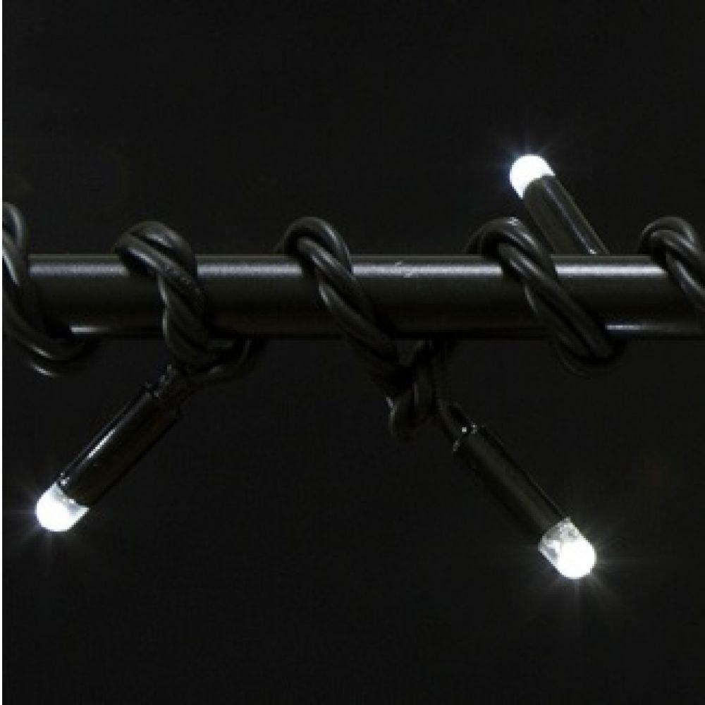 Гирлянда VENOM String 10м (Нить) 100LED (LEDPLR-100-BKWH-EXTRA)