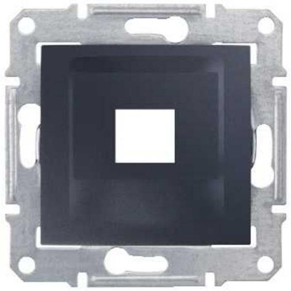 Адаптер для коннекторов RDM графит (SEDNA)