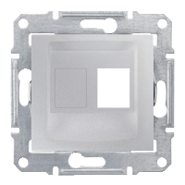 Адаптер для коннекторов АМР одиночный алюминиевый (SEDNA)