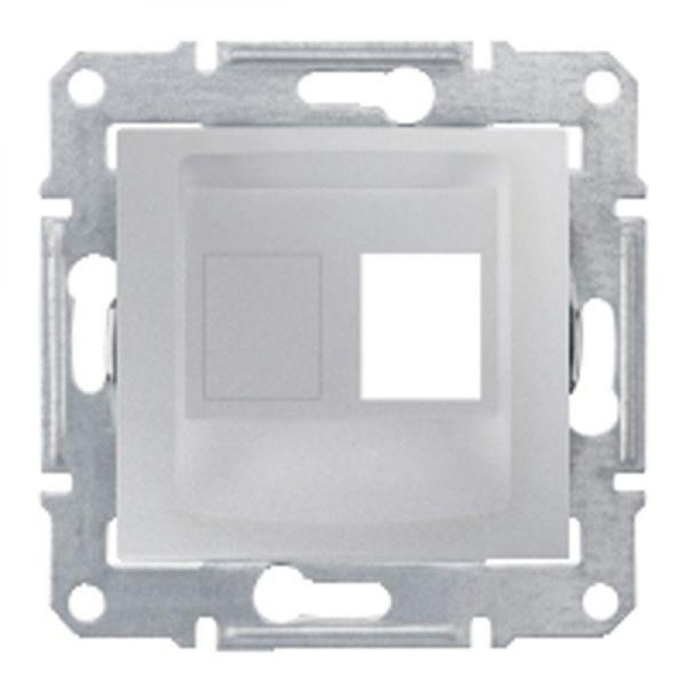 Адаптер для коннекторов АМР двойной алюминеевый (SEDNA)