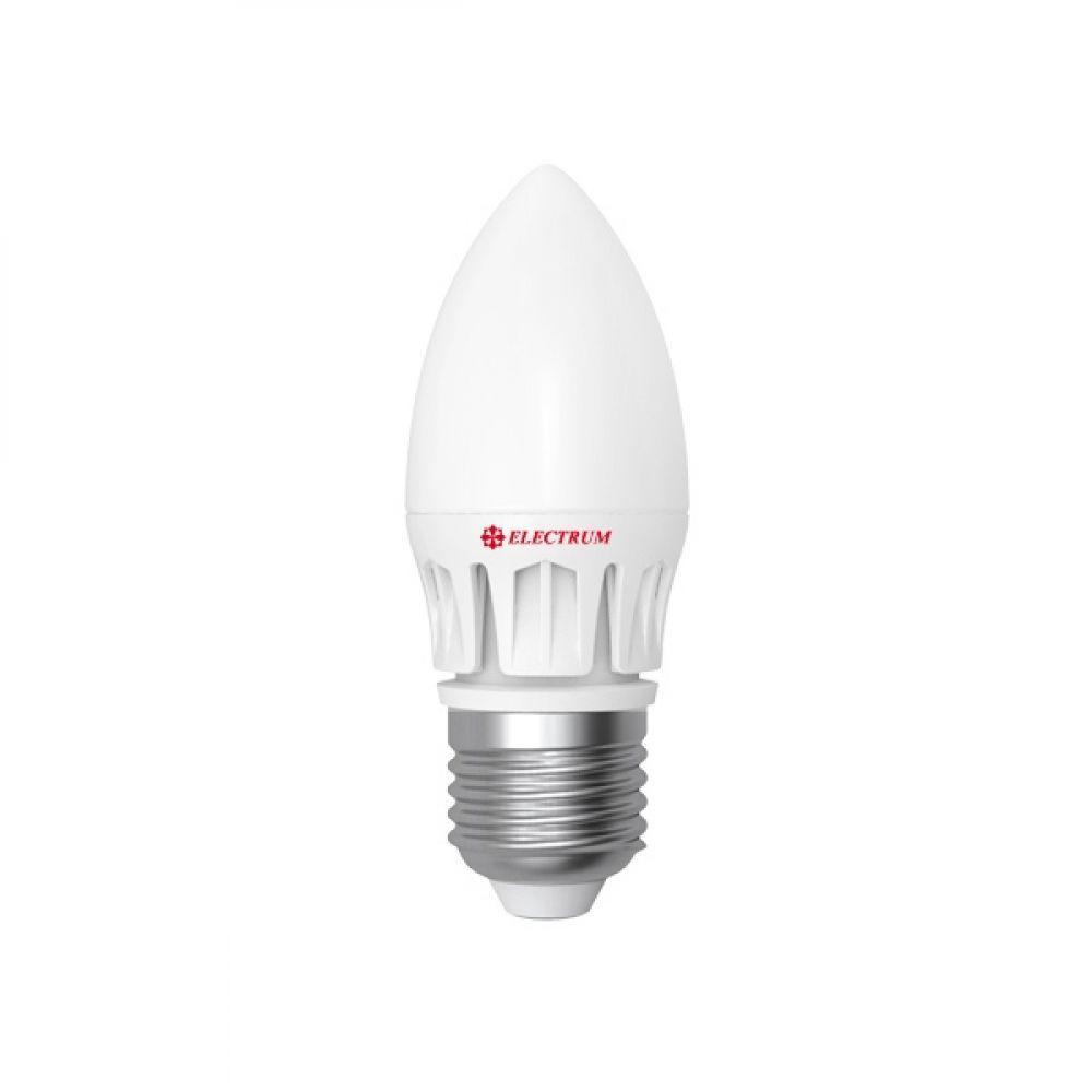 Светодиодная лампа E27 6Вт (LС-0397)