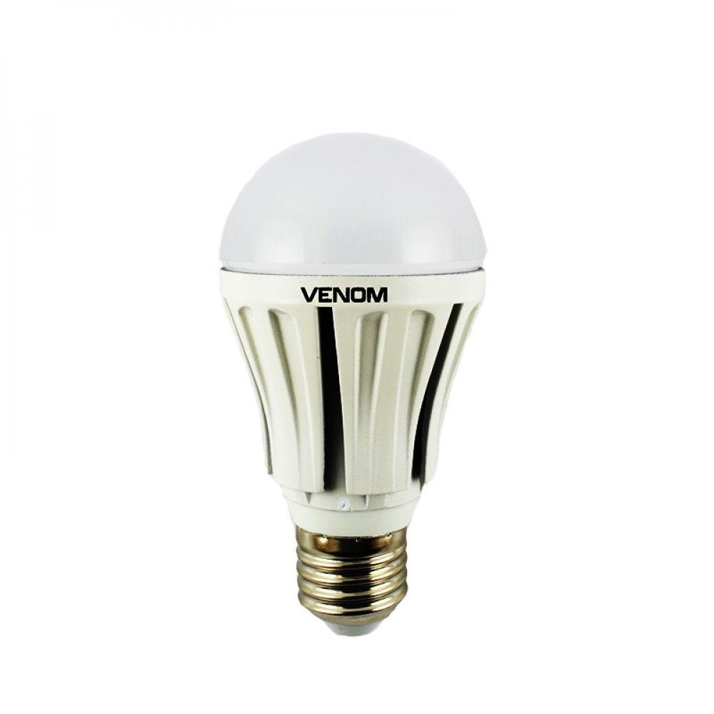 Светодиодная лампа E27 10Вт (VM-1010) VENOM