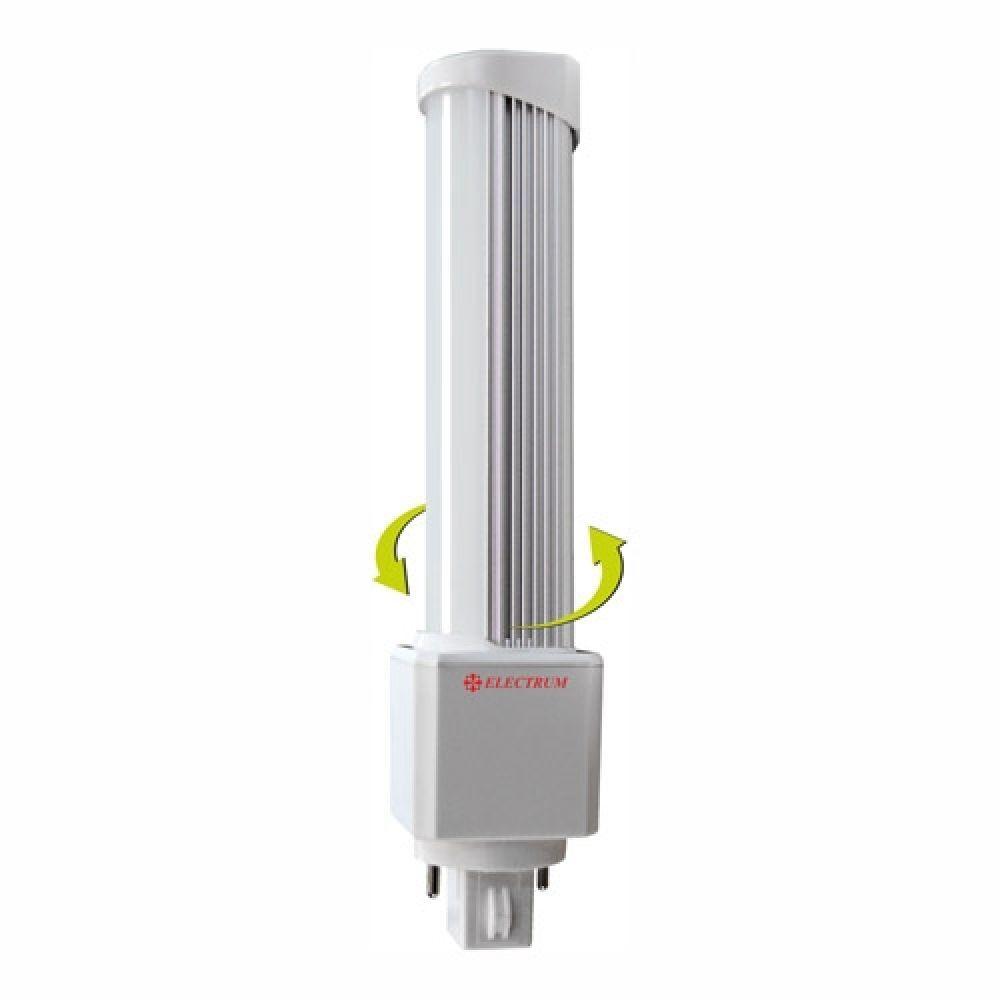 Светодиодная лампа G24 8Вт (LW-0250)
