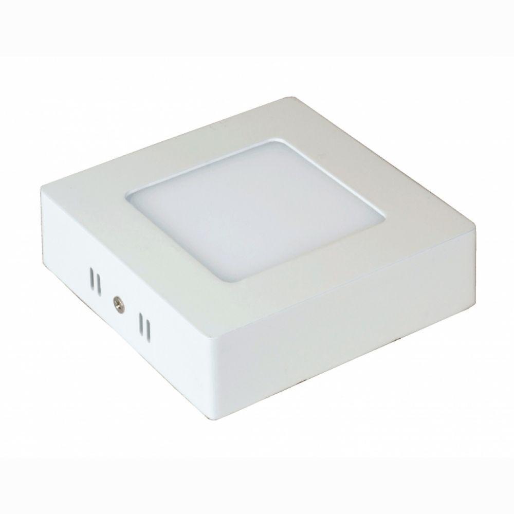 Накладной светодиодный светильник Venom 18W Квадрат