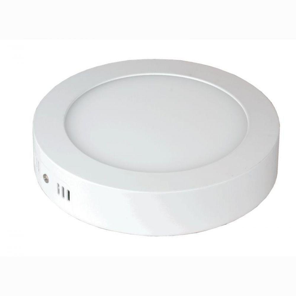 Накладной светодиодный светильник Venom 18W Круг