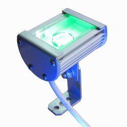 Линейный светодиодный прожектор IP20 89мм (01С)