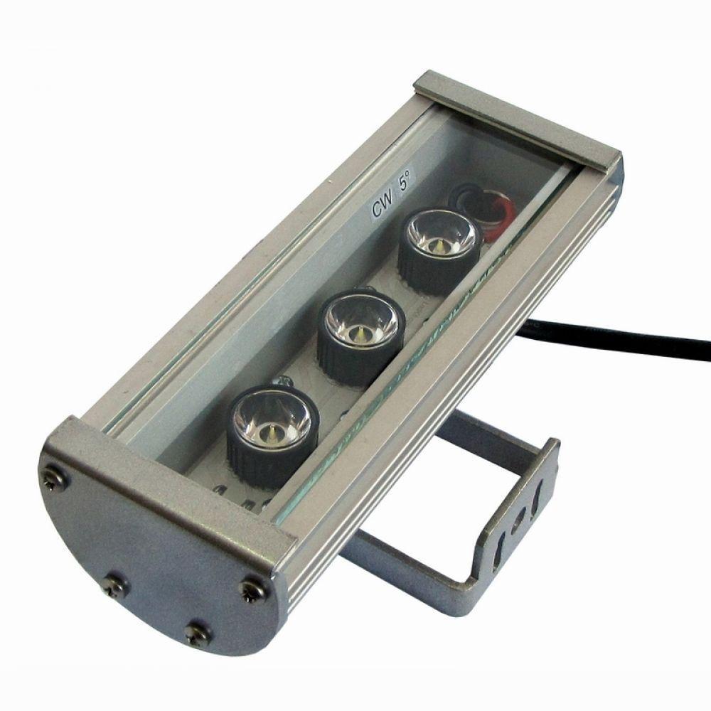 Линейный светодиодный прожектор IP20 174мм (03С)