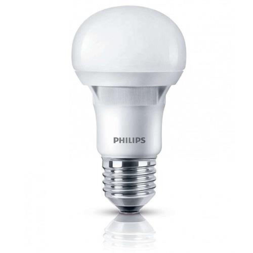 Лампа светодиодная Philips LEDBulb E27 9-75W 230V 3000K A60 Essential.