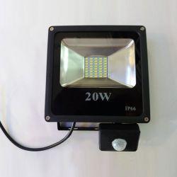 Светодиодный прожектор Venom SMD 20Вт 4000К с датчиком движения