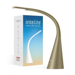 Настольный светильник Intelite Desklamp  5W BRONZE (DL4-5W-BR)