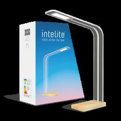 Настольный светильник INTELITE DESKLAMP GLASS 8W (DL5-8W-TRL)