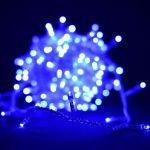 Гирлянда светодиодная VENOM 300LED, белый провод  (LS-LED-300LED-WC-B)