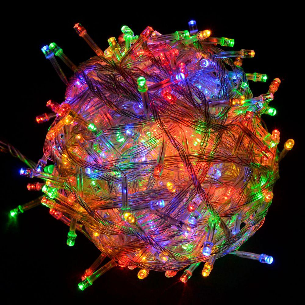 Гирлянда светодиодная VENOM 500LED, белый провод (LS-LED-500LED-WC-MIX)