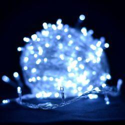 Гирлянда светодиодная VENOM 500LED, белый провод (LS-LED-500LED-WC-W)