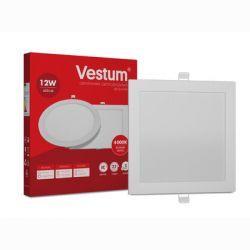 Світильник LED виразний квадратний Vestum 12W 4000K 220V