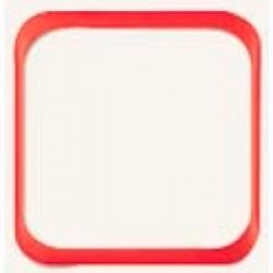 Вставки Красные (Yasemin) VIKO (90604101)