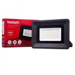 Прожектор LED Vestum 50W 4300Лм 6500K 220V IP65 (1-VS-3004)