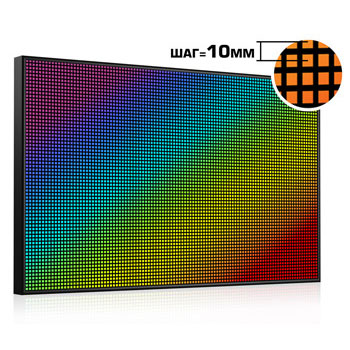 Виробництво світлодіодних екранів