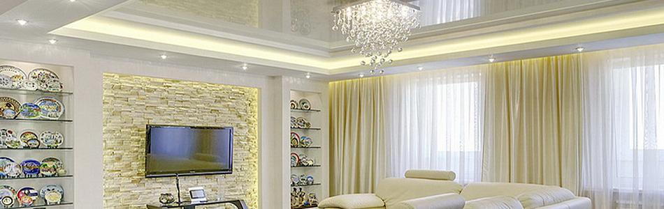 Качественное светодиодное освещение для квартиры
